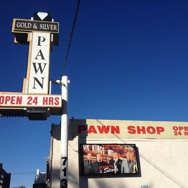 24 Hour Ez Pawn Shop Las Vegas