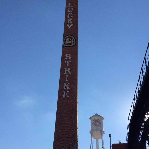 Photo taken at Lucky Strike Water Tower by Matt K. on 1/16/2014