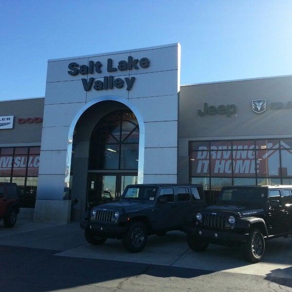 salt lake valley chrysler dodge jeep ram south salt lake city salt lake city ut. Black Bedroom Furniture Sets. Home Design Ideas