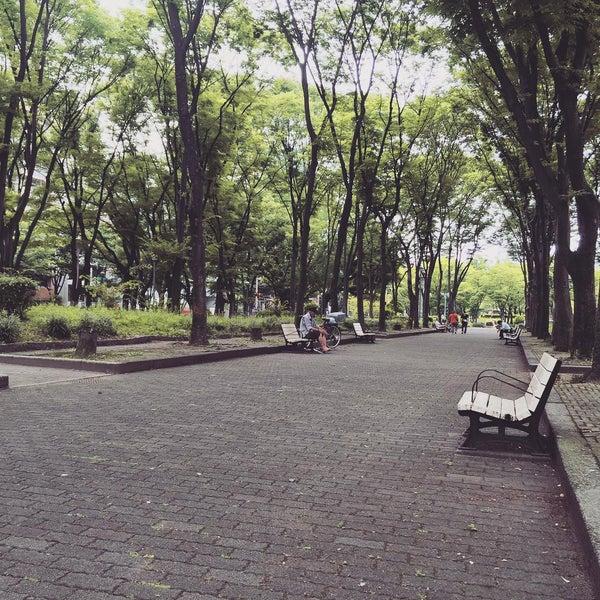 Photo taken at 久屋大通公園 リバーパーク by Shunsuke I. on 7/28/2015