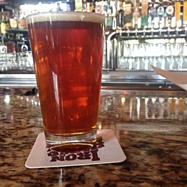 Photo taken at Iron Horse Brew Pub by Radd I. on 7/20/2014