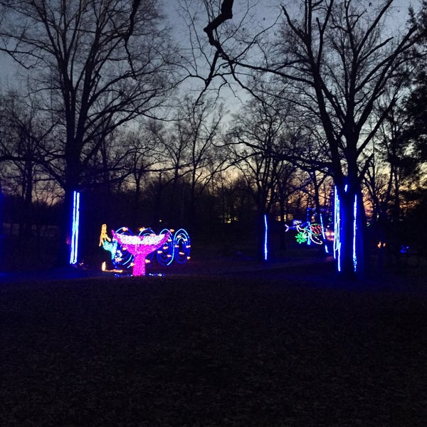 Photo taken at Starry Nights by Anthony C. on 12/19/2015