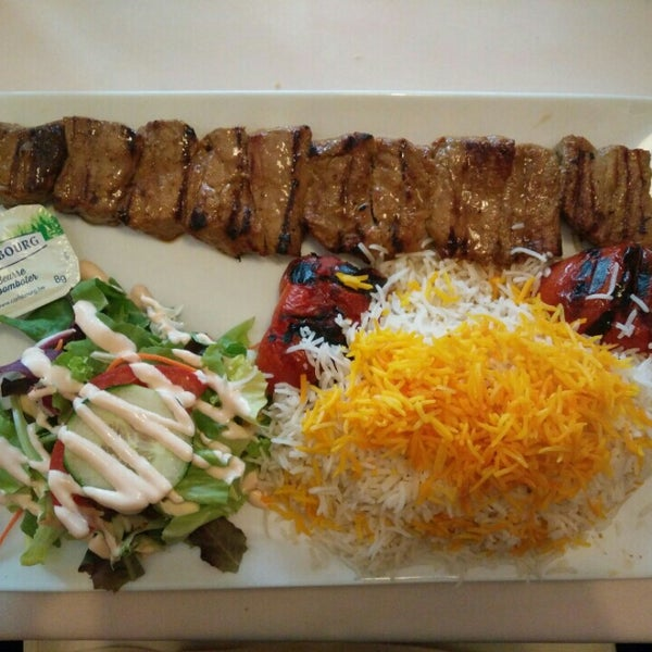 Caspian restaurant persian restaurant in bruxelles brussel for Cuisine x studio brussel