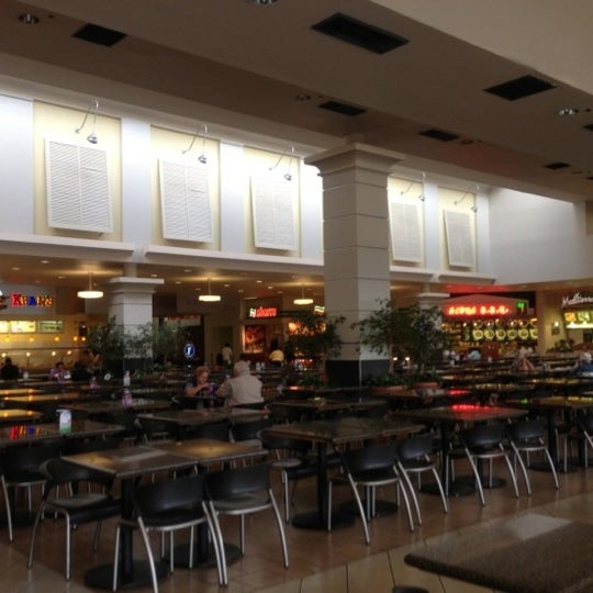 Montebello Mall Food Court