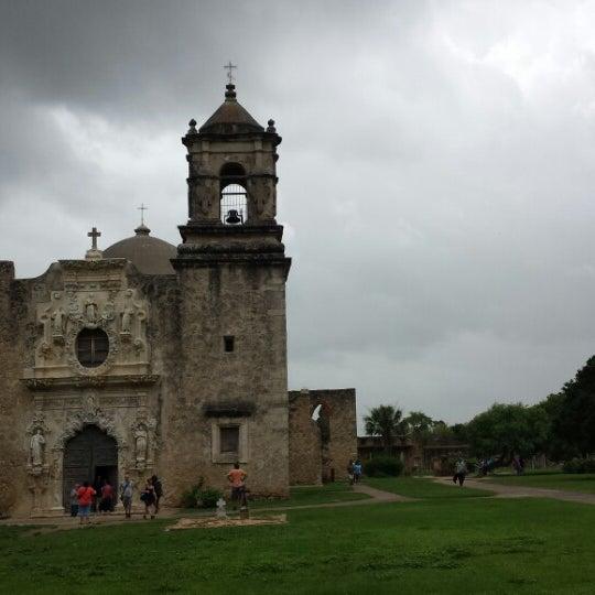 Photo taken at San Antonio by Eddie H. on 6/21/2015