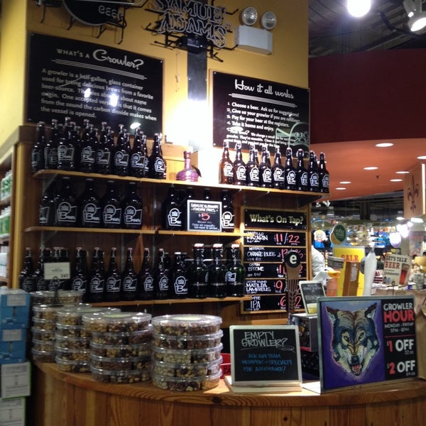 Photo taken at Whole Foods Market by Yasemin &. on 3/27/2014