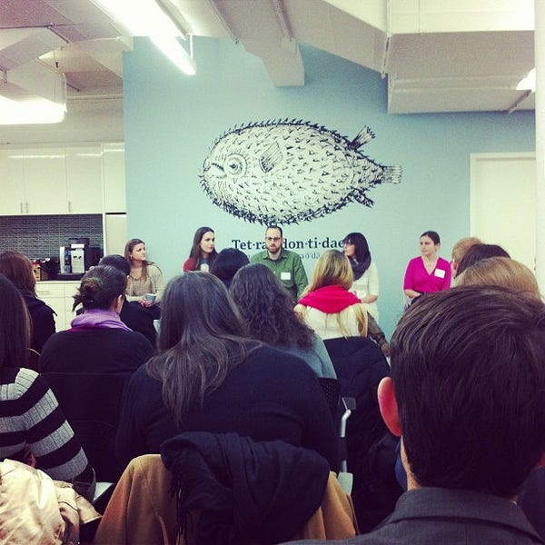 Photo taken at Bitly HQ by Veronica C. on 2/1/2013