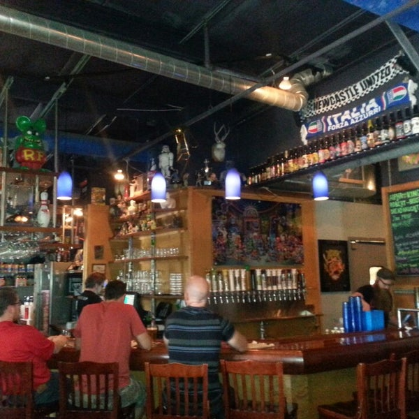 Photo taken at Three Floyds Brewery & Pub by Kevin S. on 6/18/2013