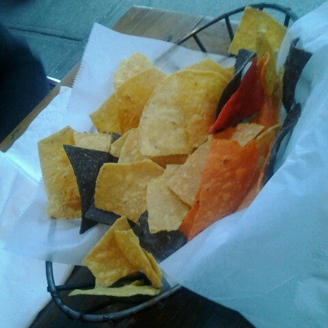 Photo taken at Burrito Bar & Kitchen by Shaina J. on 5/23/2013