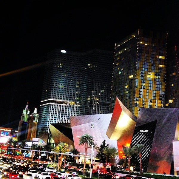 Photo taken at The Las Vegas Strip by Rene B. on 3/9/2014