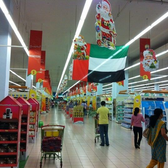 Photo taken at Lulu Hypermarket مركز اللولو by Ⓐ Ⓤ Ⓢ Ⓣ Ⓘ Ⓝ on 12/2/2012