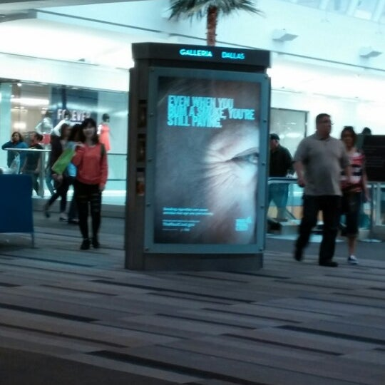 Photo taken at Nordstrom Galleria Dallas by Embracelyfe D. on 3/22/2014
