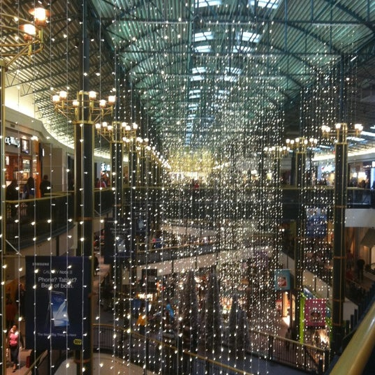 Photo taken at Mall of America by Tally W. on 11/23/2012
