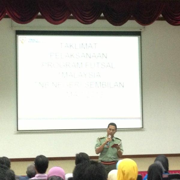 Photo taken at TNB Seremban by Hairani N. on 3/15/2013