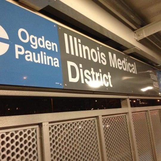 CTA - Illinois Medical District - Illinois Medical ...