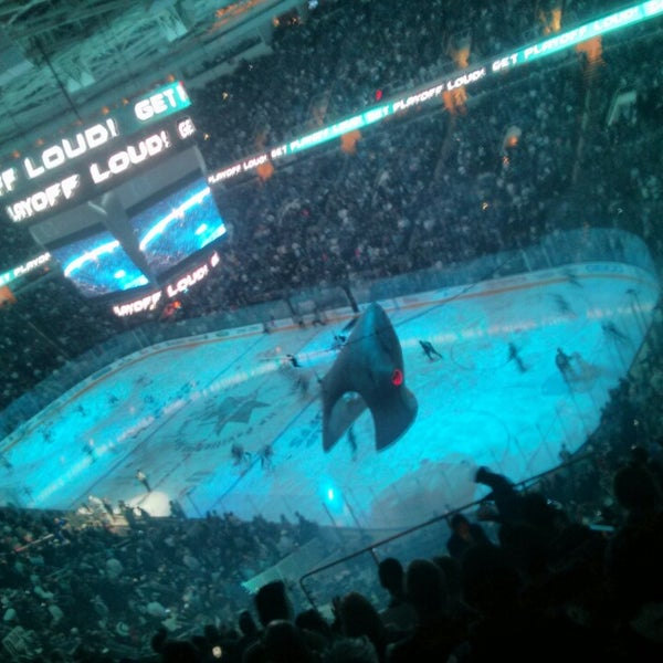 Photo taken at SAP Center at San Jose by Andrew K. on 5/8/2013