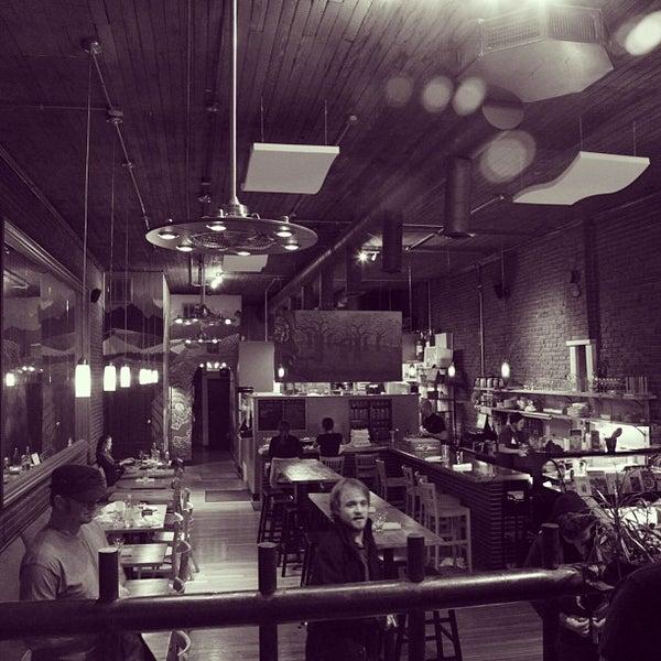 Kansas City Vegetarian Restaurants Blue 110