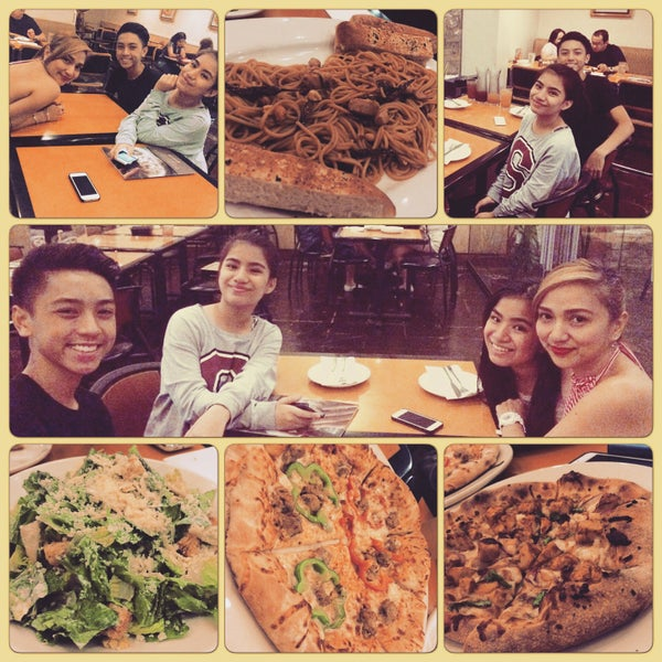 Photo taken at California Pizza Kitchen by Jocel C. on 4/8/2015