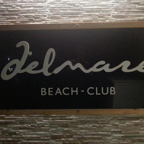 Photo taken at Delmare Café by Vitor R. on 3/9/2014