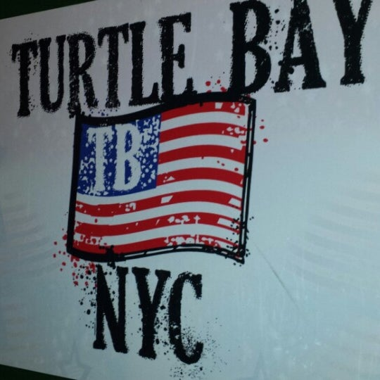 Photo taken at Turtle Bay NYC by Juan M. on 5/30/2013