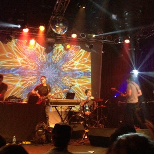 Photo taken at Highline Ballroom by Josh P. on 9/21/2012