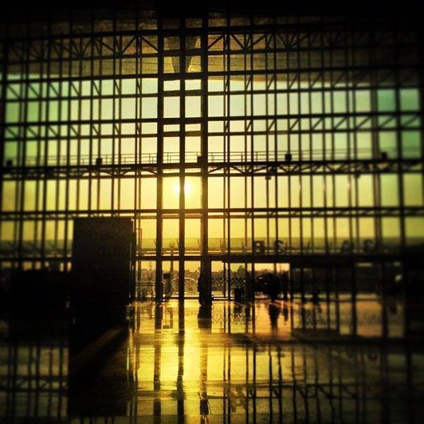 Photo taken at Netaji Subhash Chandra Bose International Airport (CCU) by Mohit H. on 4/15/2013