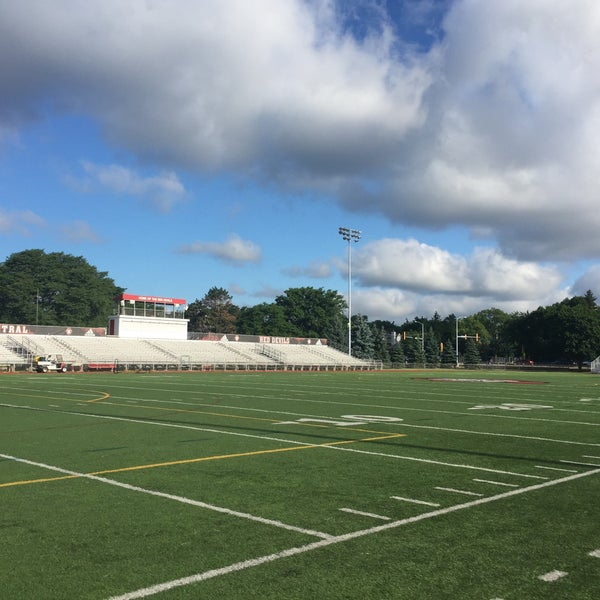 Photo taken at Hinsdale Central High School by Tara H. on 6/28/2016