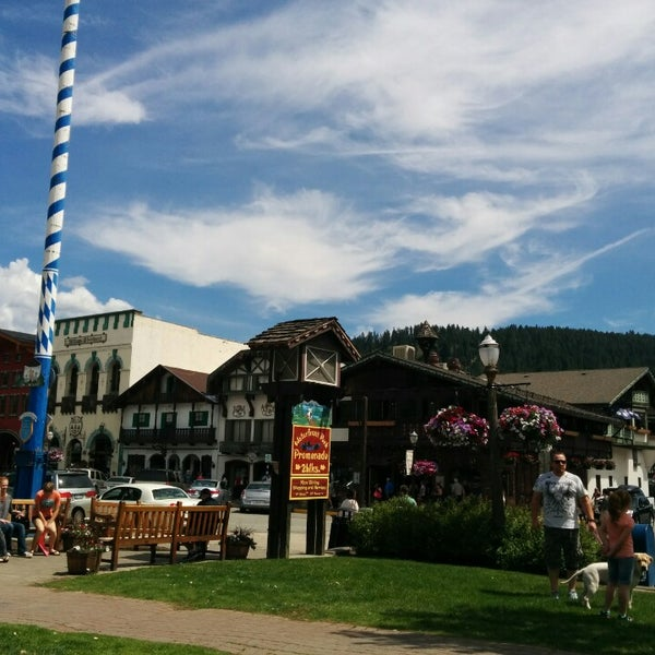 Photo taken at Town of Leavenworth by Maricel G. on 5/23/2015