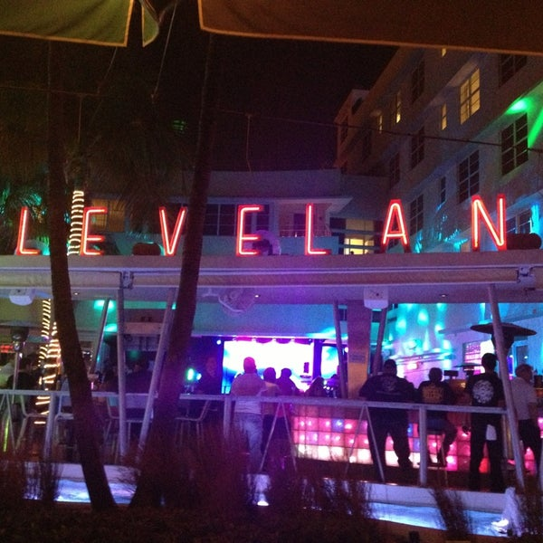 Photo taken at Clevelander South Beach Hotel and Bar by Clive M. on 3/12/2013
