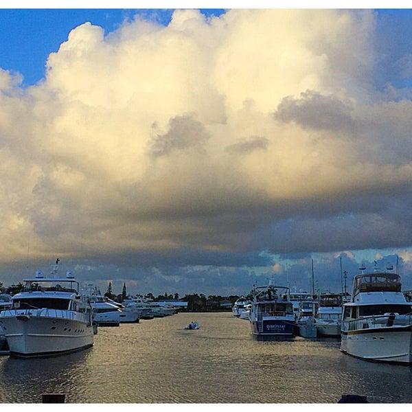 Photo taken at Marina Bay Marine Resort by Ian T. on 2/2/2016