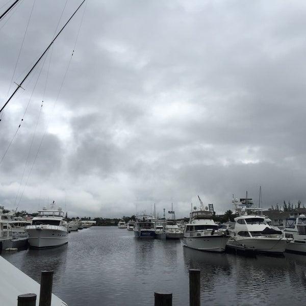 Photo taken at Marina Bay Marine Resort by Ian T. on 1/27/2016