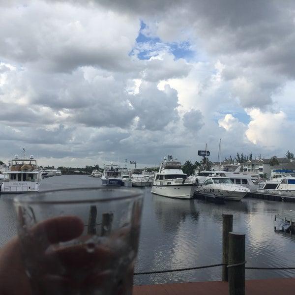Photo taken at Marina Bay Marine Resort by Ian T. on 6/16/2016