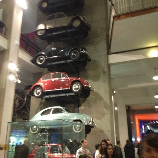 Photo taken at Science Museum by TuCky L. on 1/31/2013
