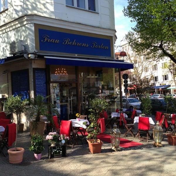 Cafe Frau Behrens Torten Berlin