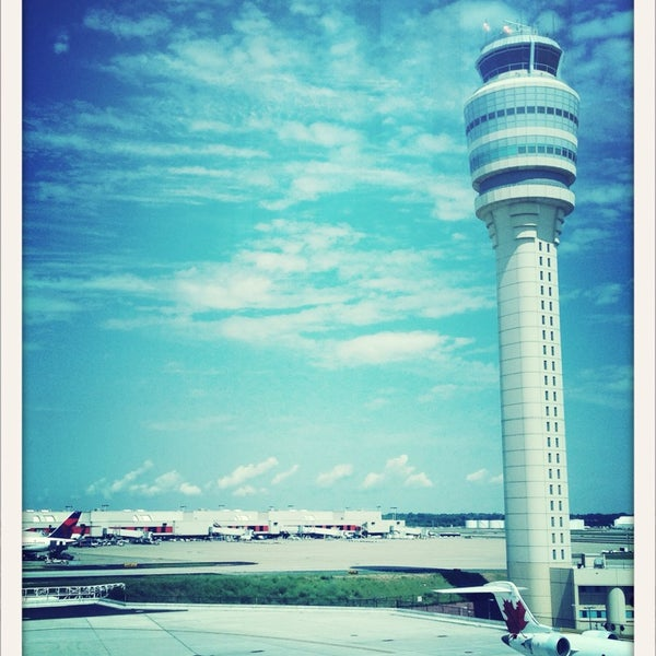 Photo taken at Hartsfield-Jackson Atlanta International Airport (ATL) by Aaron B. on 6/30/2013