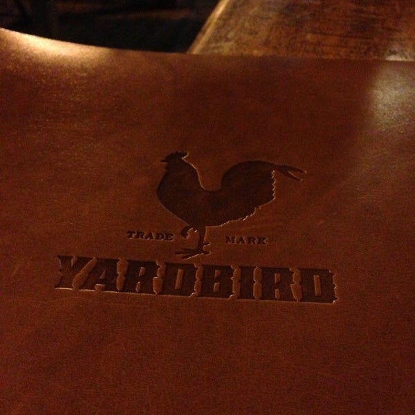 Photo taken at Yardbird Southern Table & Bar by Katie S. on 6/3/2013