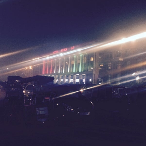 Photo taken at New Delhi Railway Station (NDLS) by Arjun S. on 12/25/2014
