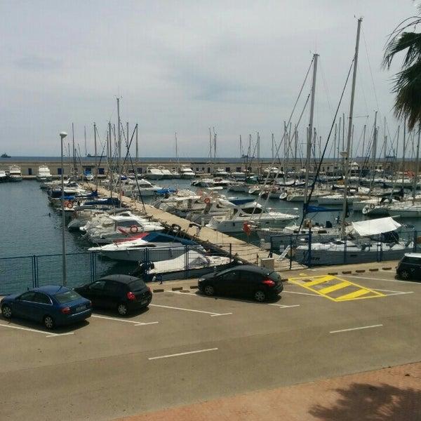 Photo taken at Port de Tarragona by Gary J. on 6/12/2016
