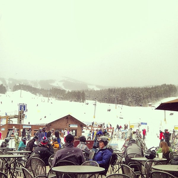 Photo taken at Breckenridge Ski Resort by Patrick R. on 3/11/2013