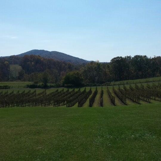 Photo taken at Three Fox Vineyards by Jacqueline M. on 10/25/2014