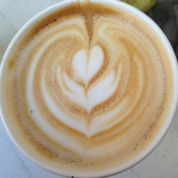 Photo taken at Bonanza Coffee by Markus E. on 5/5/2013