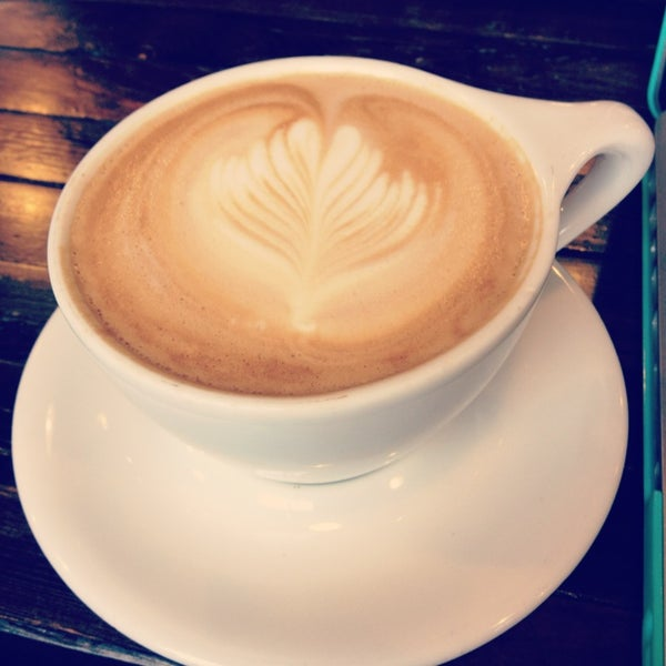 Photo taken at Avoca Coffee by Eve C. on 2/25/2013