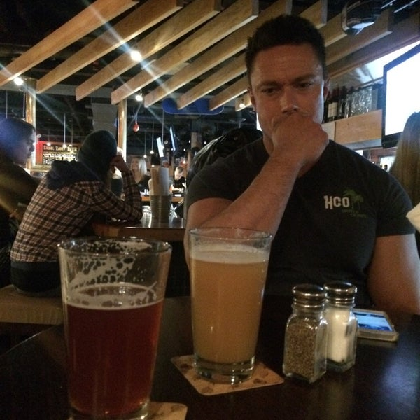 Photo taken at Banff Avenue Brewing Co. by Jared W. on 10/24/2014