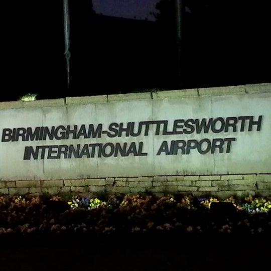 Birmingham-Shuttlesworth International Airport (BHM