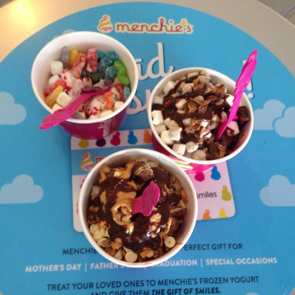 Photo taken at Menchies by Jaime L. M. on 6/2/2015