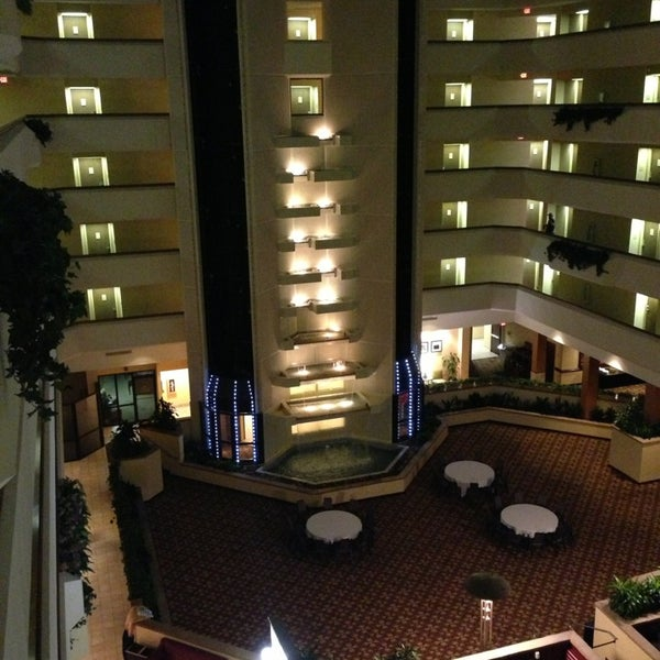 Photo taken at Sheraton West Des Moines Hotel by Tanya T. on 8/2/2013