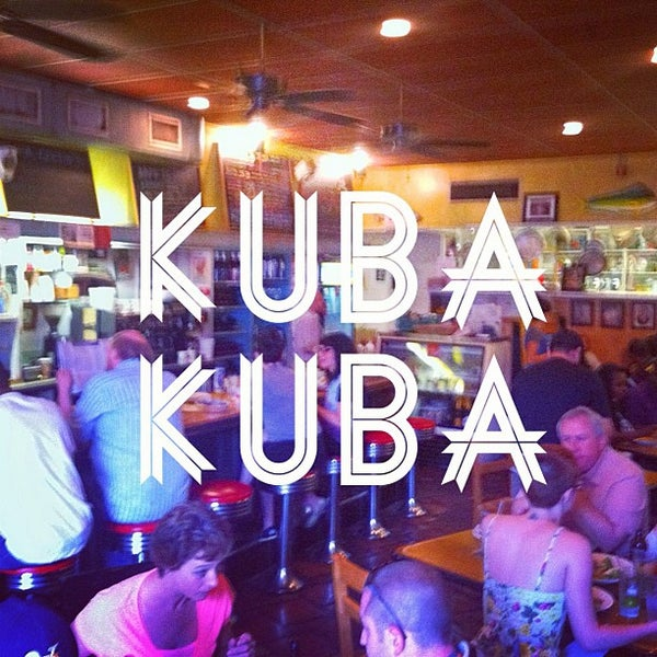 Photo taken at Kuba Kuba by D.L. H. on 5/12/2013