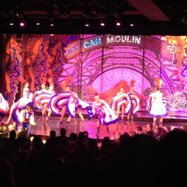 Photo taken at Moulin Rouge by Juliet M. on 3/30/2013