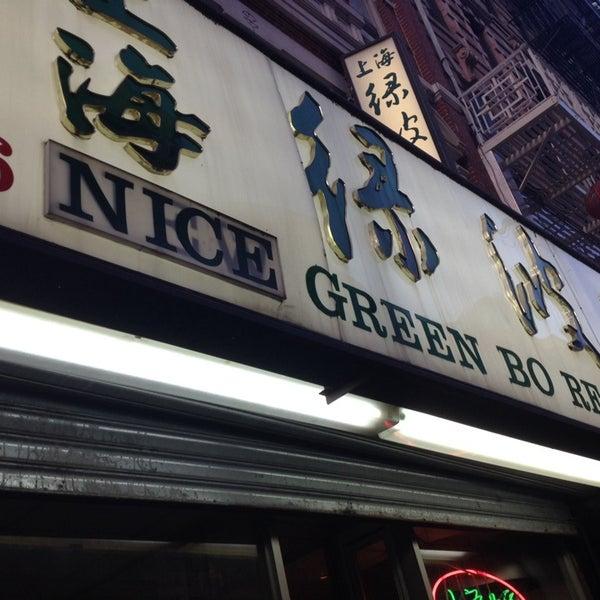 Photo taken at Nice Green Bo by Adam M. on 7/20/2014