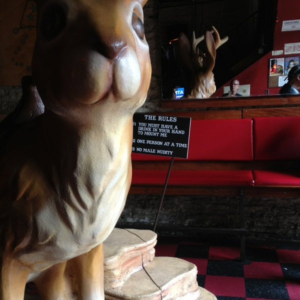 Photo taken at The Jackalope by Bruce C. on 6/15/2013